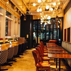 ワイアードカフェ WIRED CAFE アトレヴィ五反田店の写真