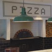 400度を超える高温で焼き上げるピッツァは絶品です。