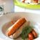 料理メニュー写真厳選ソーセージ5種盛り合わせ