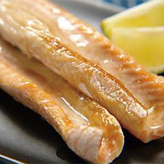 料理メニュー写真鮭ハラス