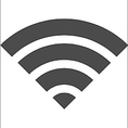 wifi接続詳細は直接スタッフまでお声かけください。