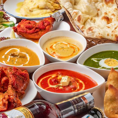 ママカレー インド・ネパール料理