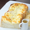 料理メニュー写真石窯焼きチーズトースト