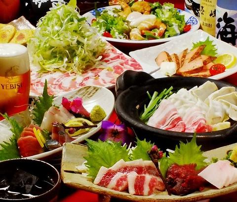 博多名店!!絶品のお肉をしゃぶしゃぶで味わう♪コース3500円~◎