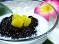 料理メニュー写真ブブールインジン(黒もち米のデザート)(バリ)
