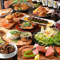 個室肉バル Trattoria シバザキ 八重洲店のおすすめ料理3
