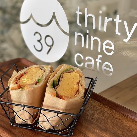 thirty nine cafe