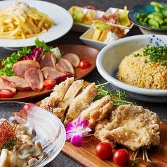柚庵 yuan 中洲店のコース写真