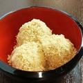 料理メニュー写真くるみおはぎ(3ヶ)