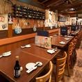 少人数~大人数の団体様までOK!テーブルを自由自在に移動して、お客様の人数に合わせたお席をご提供いたします。接待などにも最適な落ち着いた雰囲気のお部屋もご用意しています。東京駅周辺の接待や会食が可能な和食個室居酒屋をお探しの方は刺身居酒屋うおや一丁八重洲口店へ!【東京 個室 飲み放題】