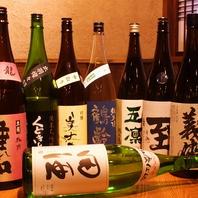 新潟もん地産地消!マニア向けの県外酒も揃う!
