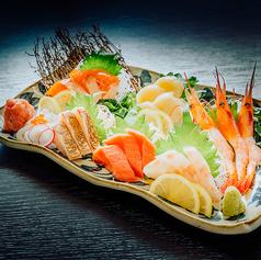 月見海鮮丼 菊藏の写真
