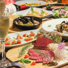 個室肉バル Trattoria シバザキ 八重洲店のおすすめ料理2
