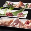 【鮮度のこだわり】      朝引きされた新鮮な博多一番鶏をご堪能頂けます。鮮度の高さはピカイチ。
