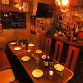 チーズ×肉バル LAPO DINING 八王子店の雰囲気2