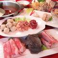 料理メニュー写真本格重慶火鍋