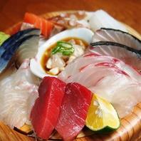 瀬戸内鮮魚の桶盛り★