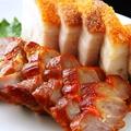 料理メニュー写真蜜焼き豚カルビ