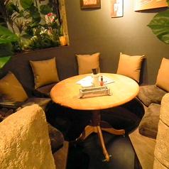 【半個室テーブル】4名~6名様♪女子会や合コンで人気!