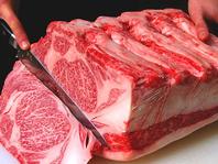 お肉への『こだわり』熟成肉が…深みを増す!!