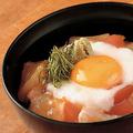 料理メニュー写真海鮮山かけ丼