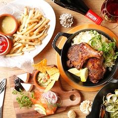 メイン ダイニング カバーナ MAIN DINING CABANA 博多のコース写真