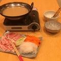 料理メニュー写真人気 金太郎豚しゃぶ