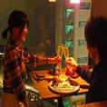 カップルに大人気!仙台駅前の夜景を独り占めできる特等席≪ペアビューシート≫ビル8階からの眺めは抜群◎ご予約はお早めに…