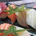料理メニュー写真【寿司】にぎり盛り合わせ
