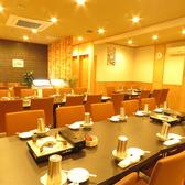 《1F》最大50名様位まで対応可能なテーブル個室