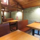 食堂イヌワシの雰囲気2