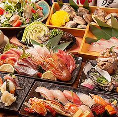 寿司と炭火 一 はじめ 蒲田店の写真