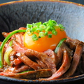 料理メニュー写真★期間限定★ 韓国風ローストビーフユッケ