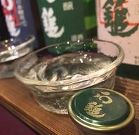 ■愛媛の地酒■にこだわったお店です。