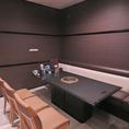 テーブル個室席も完備!!どのお部屋でもゆったり個室でお楽しみいただけます♪※画像はイメージです。※写真は系列店になります。