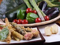 天ぷら 季節料理 秀の写真