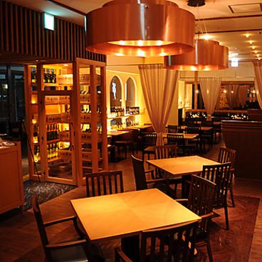 牡蠣&グリル オイスターブルー グランフロント大阪店の雰囲気1