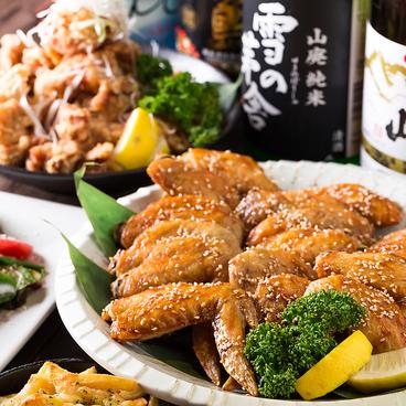 個室鳥バル とりものがたり 渋谷本店のおすすめ料理1