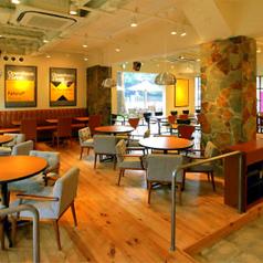 カフェシェーキーズ Cafe Shakey's 外苑信濃町店の写真