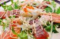 料理メニュー写真博多明太マヨの海鮮カルパッチョ