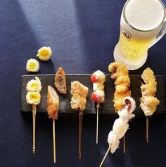 そばと串 河渡橋 楽のおすすめ料理1