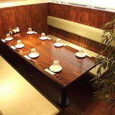 中華四川料理 豆の家 青山店の雰囲気1