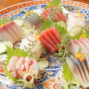 海鮮酒場 通のおすすめ料理1