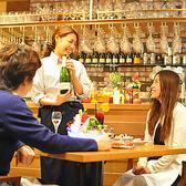 牡蠣&グリル オイスターブルー グランフロント大阪店の雰囲気3