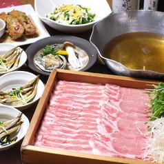 豚しゃぶ 佐くら ブリーゼブリーゼ店のおすすめ料理1