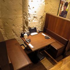 【2名様専用のカップルシート】2組様分のみご用意が御座います。