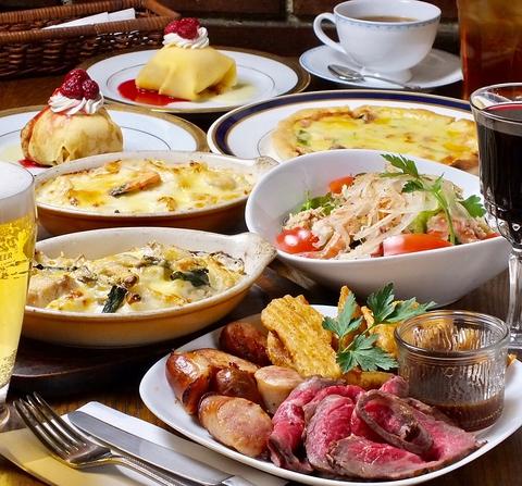 鎌倉 小町通り入口にある老舗のカフェ☆落ち着いた雰囲気と美味しい料理が楽しめる♪