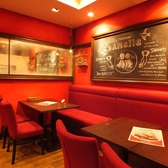 アメリカフェ Amelie Cafe 名古屋栄本店の雰囲気2
