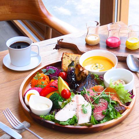 ◇akinagaoの姉妹店◇からだに優しく、美味しく*お野菜たっぷりカジュアルフレンチ