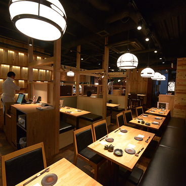 居酒屋 まるし 東陽町店の雰囲気1